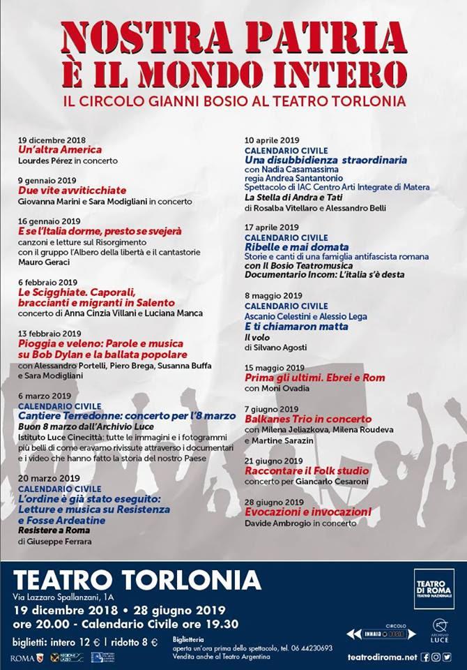 Giovanna D Anna Calendario.Calendario Civile Il Programma Della Rassegna Di Eventi Del